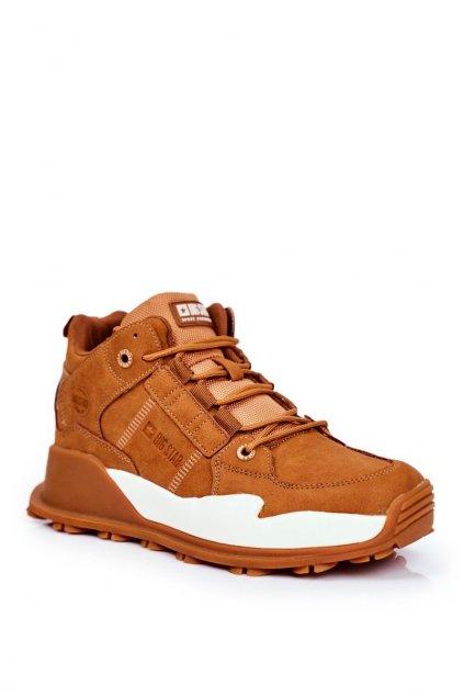Hnedá obuv kód topánok GG174415 CAMEL