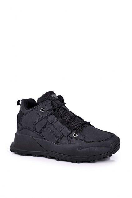 Čierna obuv kód topánok GG174416 BLK