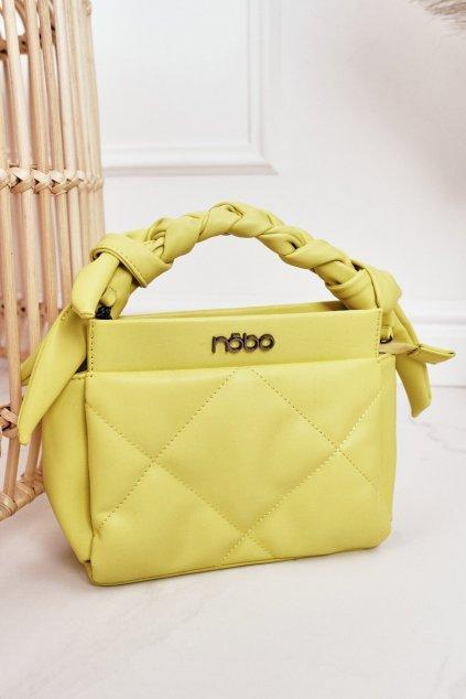 Dámska kabelka žltá kód kabelky NBAG-K1330-C002 YELLOW