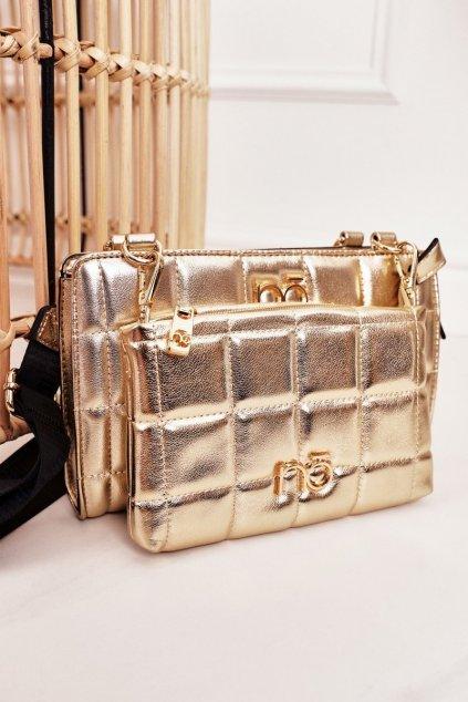 Dámska kabelka žltá kód kabelky NBAG-K1300-C023 GOLD