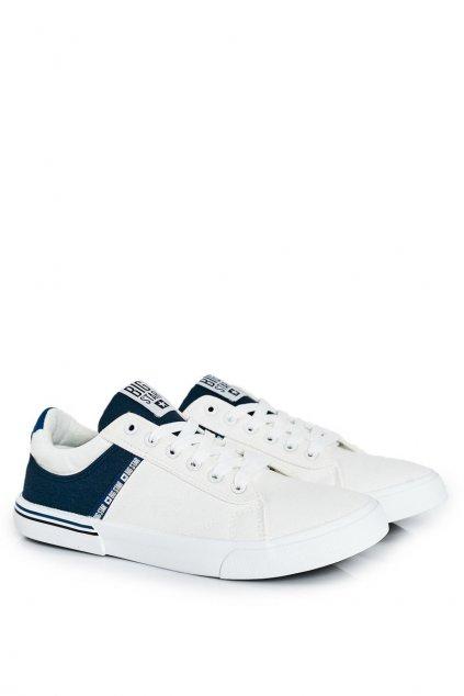 Biela obuv kód topánok FF174136 101 WHITE/NAVY