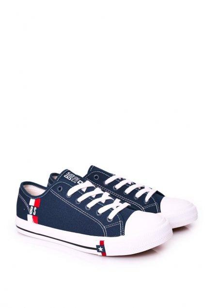 Modrá obuv kód topánok HH174326 NAVY