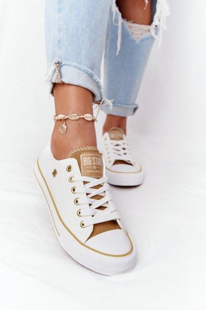 Dámske tenisky farba biela kód obuvi HH274458 OFF WHITE