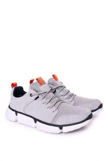 Sivá obuv kód topánok HH1N4028 GREY/ORANGE