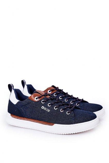 Modrá obuv kód topánok HH174163 NAVY