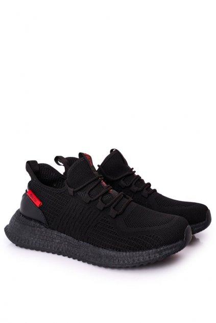Čierna obuv kód topánok HH174273 BLACK