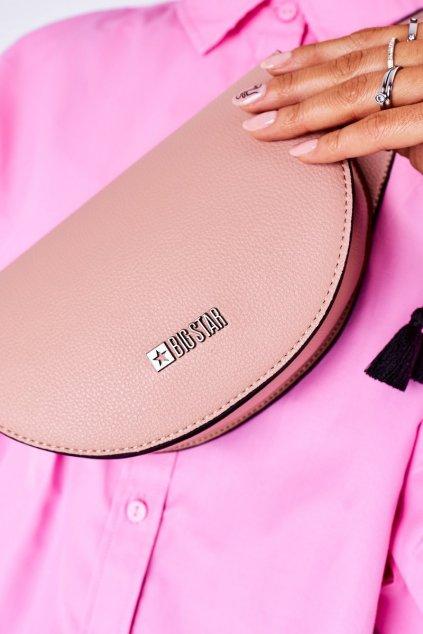 Dámska kabelka ružová kód kabelky HH574078 PINK