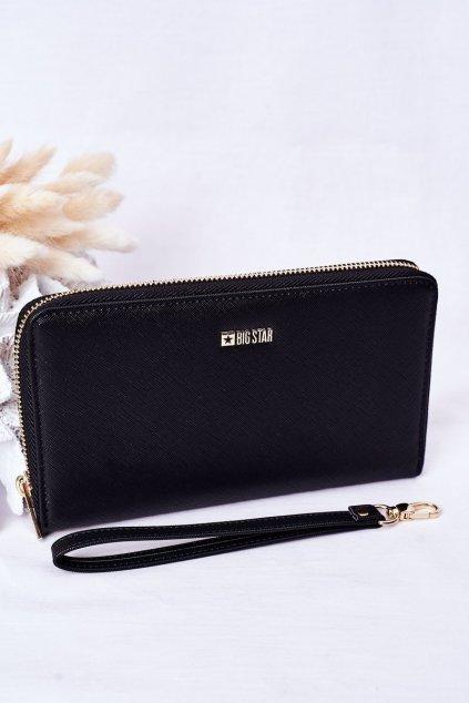 Peňaženka farba čierna kód HH674004 BLK