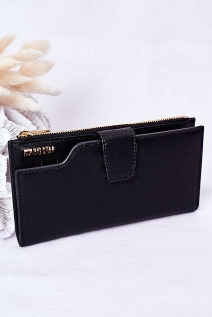 Peňaženka farba čierna kód HH674009 BLK