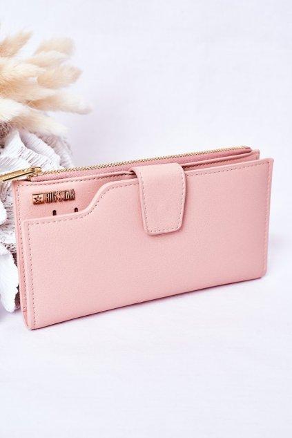 Peňaženka farba ružová kód HH674011 PINK