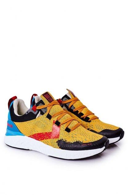 Viacfarebná obuv kód topánok HH174237 ORANGE