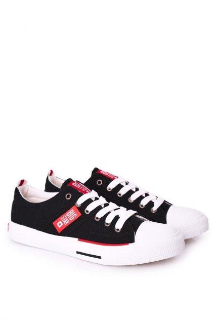 Čierna obuv kód topánok HH174039 BLACK