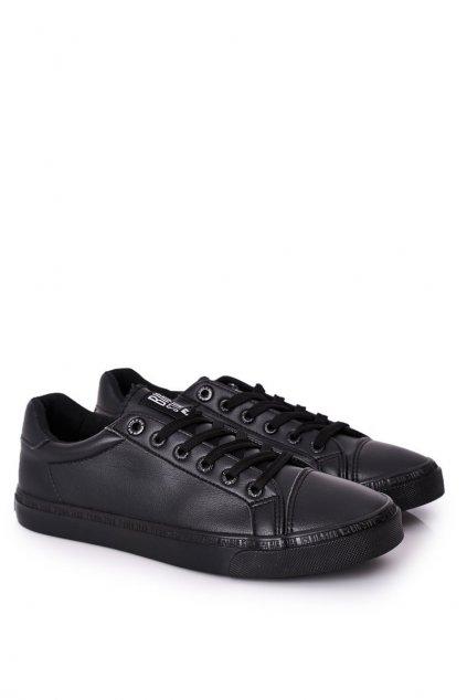 Čierna obuv kód topánok HH174035 BLACK