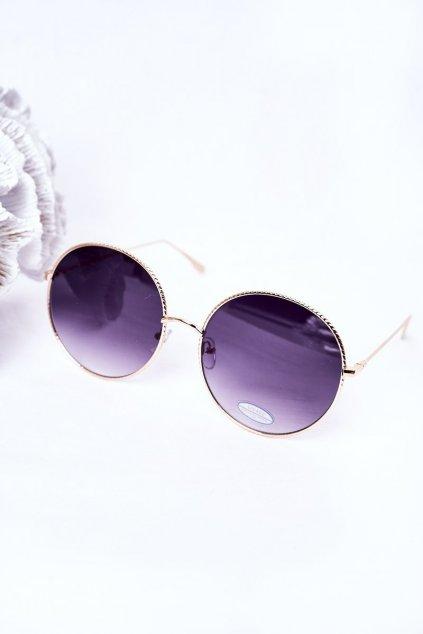 Módne slnečné okuliare LOOKS STYLE sivé LOOKS001 GREY