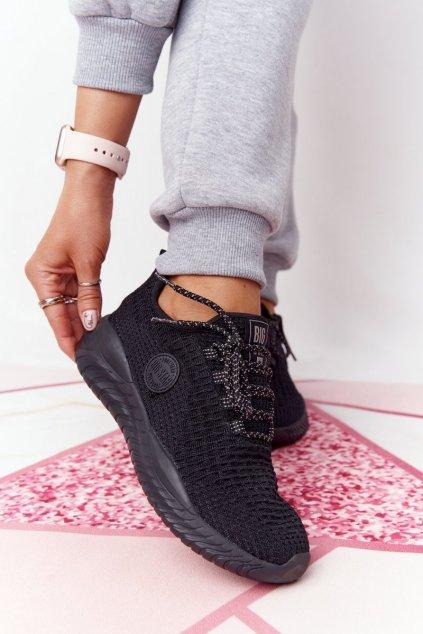 Dámske tenisky farba čierna kód obuvi HH274298 BLACK