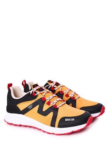 Čierna obuv kód topánok HH174087 CAMEL