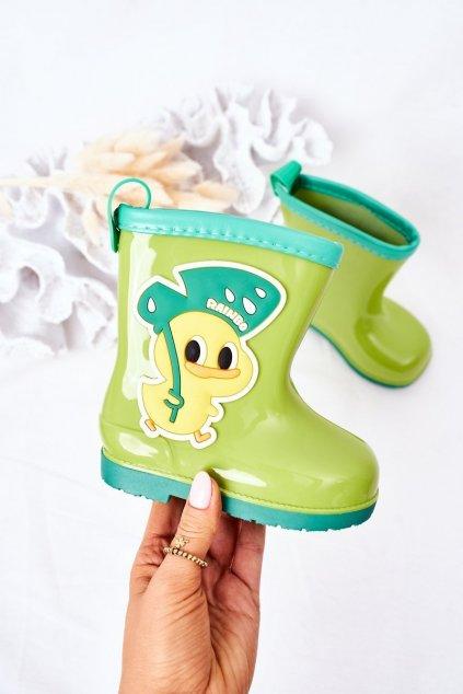 Zelená obuv kód topánok 150 GREEN