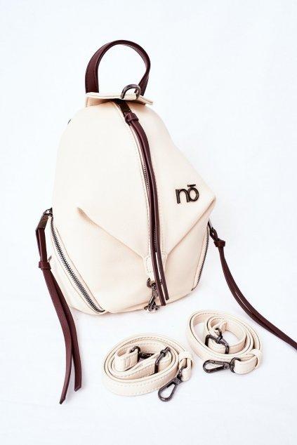 Dámska kabelka hnedá kód kabelky NBAG-K3190-C000 BEIGE
