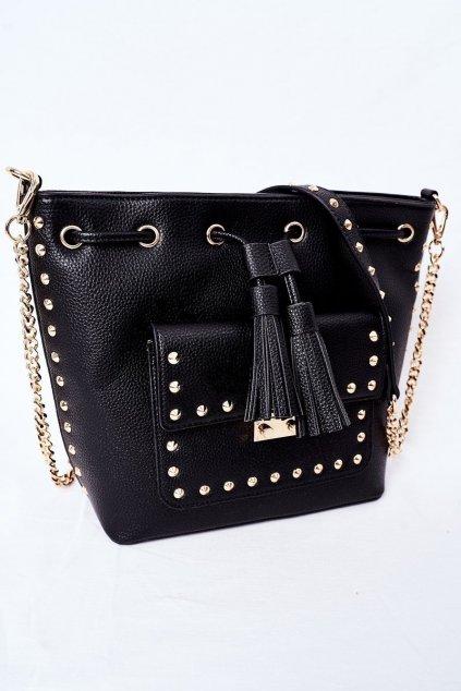 Dámska kabelka čierna kód kabelky NBAG-K4090-C020 BLK