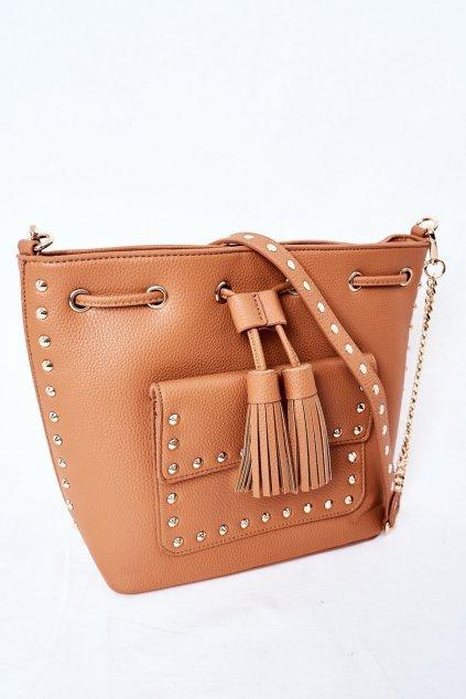 Dámska kabelka hnedá kód kabelky NBAG-K4090-C015 BROWN
