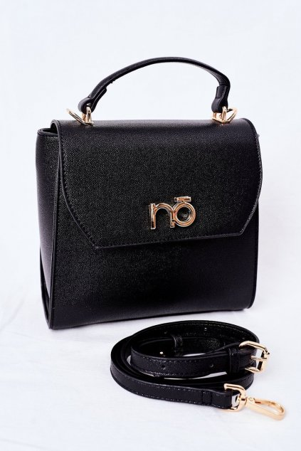 Dámska kabelka čierna kód kabelky NBAG-K2570-C020 BLK