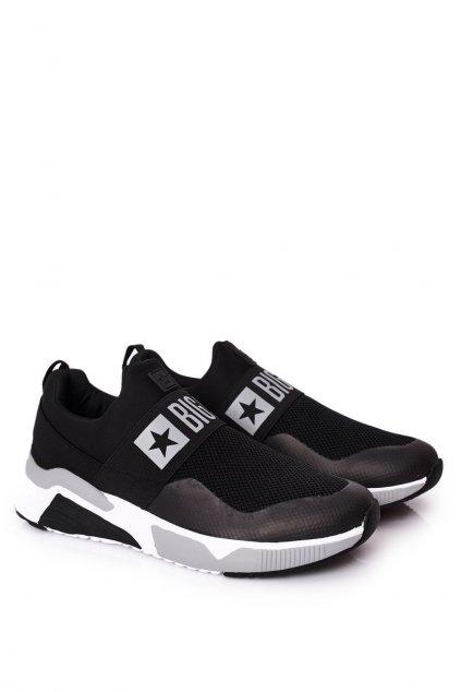 Čierna obuv kód topánok HH174148 BLACK