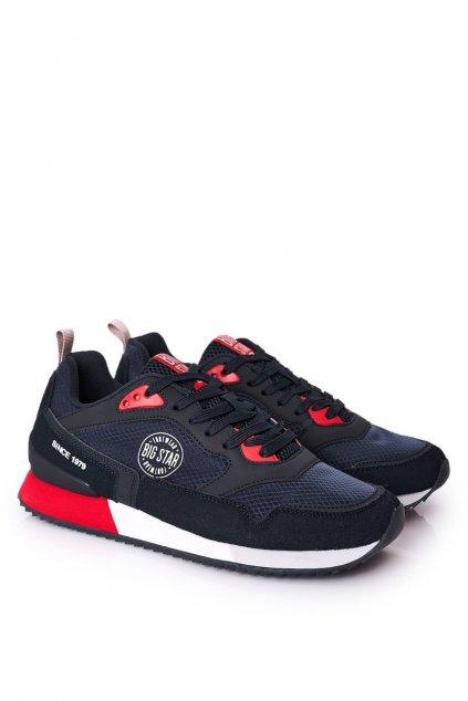 Modrá obuv kód topánok HH174240 NAVY
