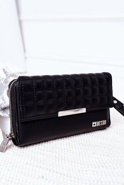 Peňaženka farba čierna kód HH674027 BLK