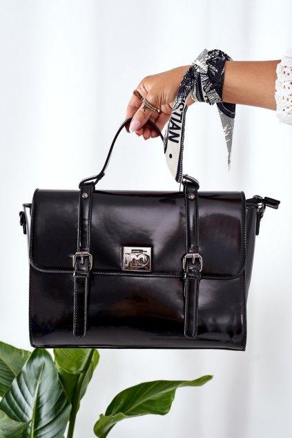 Dámska kabelka čierna kód kabelky NBAG-L1540-C020 BLK