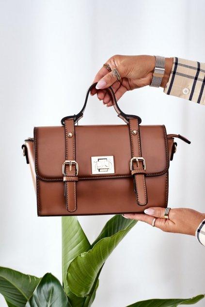 Dámska kabelka hnedá kód kabelky NBAG-L1550-C015 BEIGE