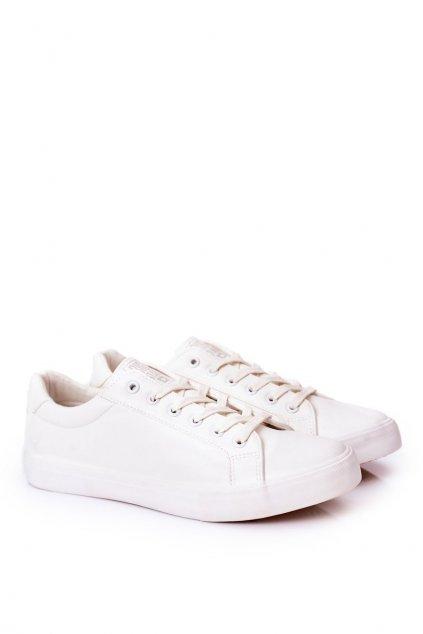 Biela obuv kód topánok II174028 WHITE