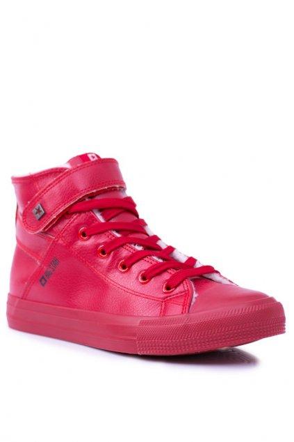 Dámske tenisky farba červená kód obuvi V274529FW RED