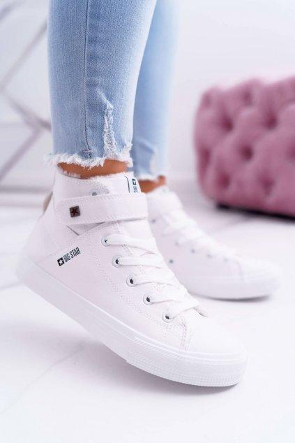 Dámske tenisky farba biela kód obuvi V274541FW WHITE