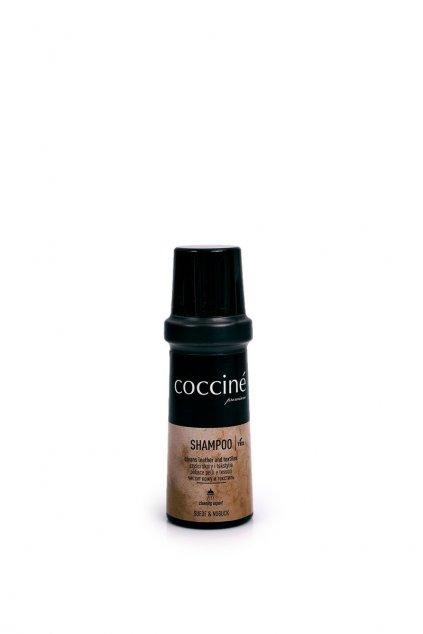 Čistiaci šampón na semiš BS55/47/75 COCCINE SHAMPOO
