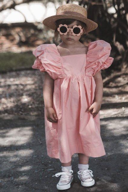 Detské tenisky farba ružová kód obuvi 860-H PINK