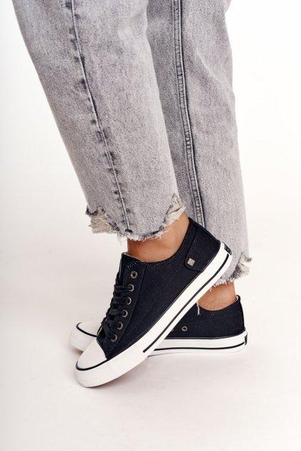 Dámske tenisky farba čierna kód obuvi DD274338 BLK