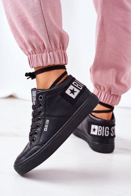 Dámske tenisky farba čierna kód obuvi EE274351 BLK