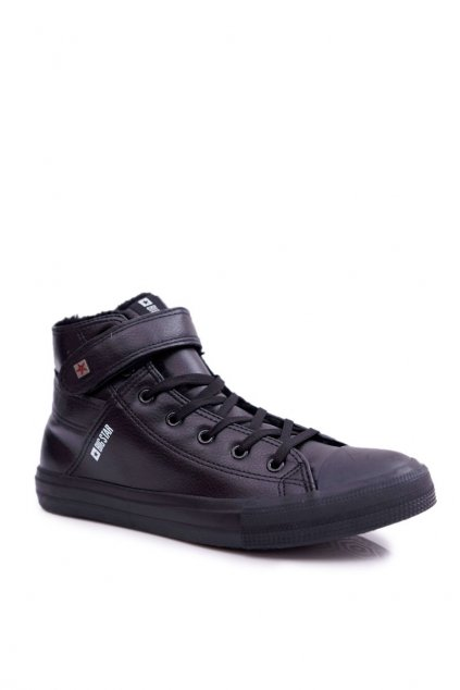 Čierna obuv kód topánok Y174020FW BLK