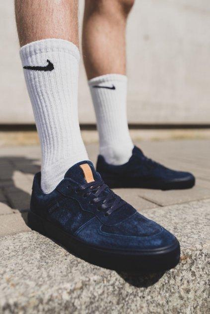 Modrá obuv kód topánok EE174363 NAVY