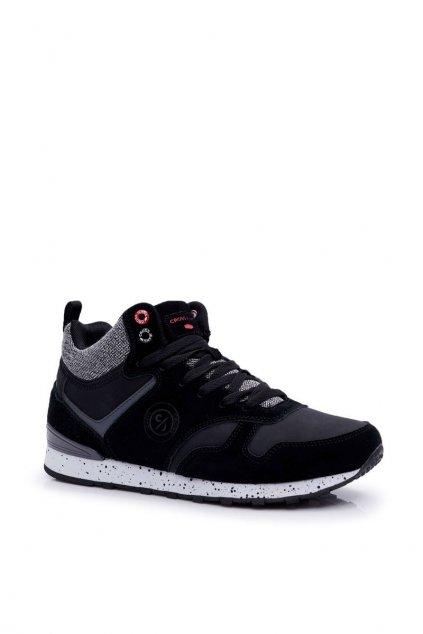 Čierna obuv kód topánok EE1R4119C BLK