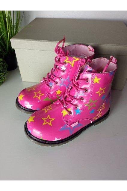 Detské topánky NJSK 223D-F