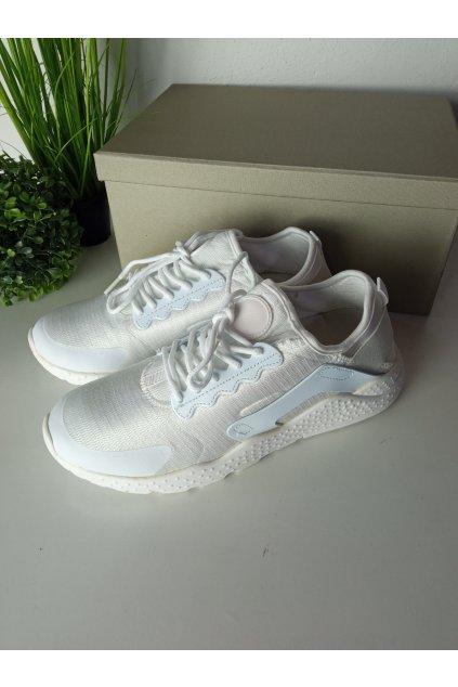 Biele tenisky NJSK 943W