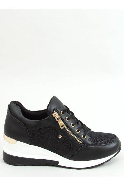 Dámske tenisky čierne NJSK Y9521