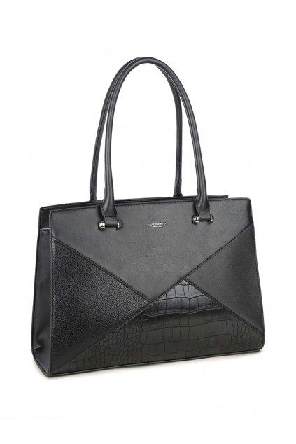 Čierna kabelka NJSK OW-TR-6406-4
