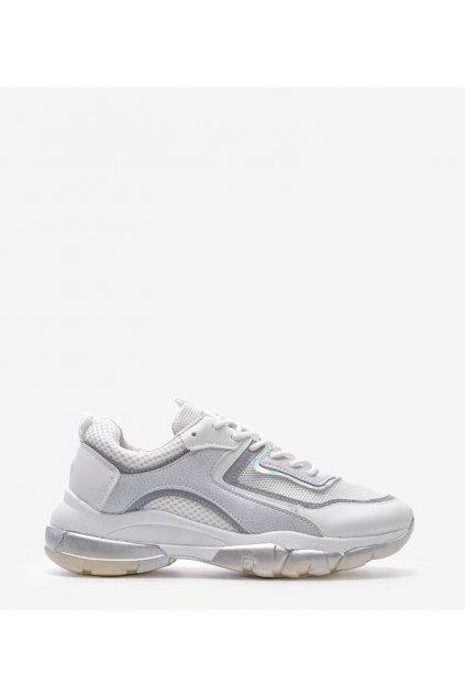 Dámske topánky tenisky biele kód - GM