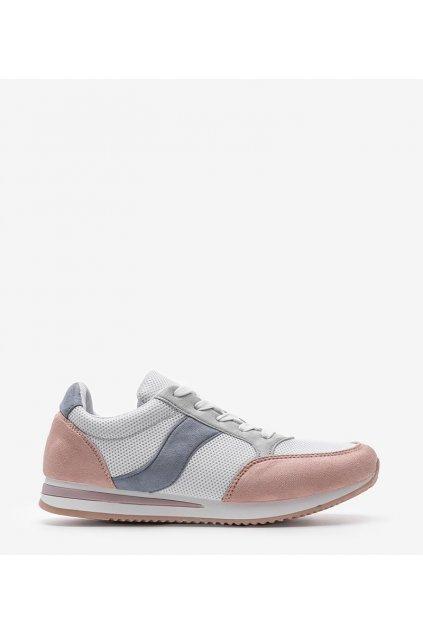 Dámske topánky tenisky ružové kód SC26F - GM