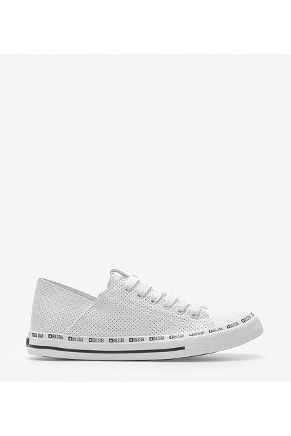 Dámske topánky BS biele kód FF274024 - GM