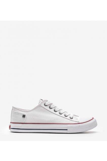Dámske topánky BS biele kód DD274336 - GM