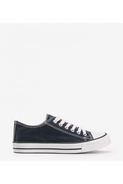 Dámske topánky tenisky modré kód LD8A07 - GM