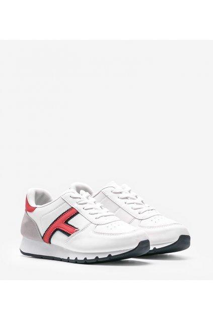Dámske topánky tenisky biele kód LDLJ-26 - GM